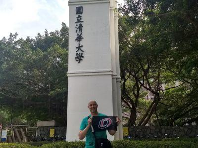 Richard Uber, Hsin Chu,  Taiwan