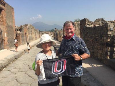 Brenda Williams Sedlacek, Pompeii, Metropolitan City of Naples, Italy
