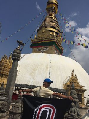 Netra Pokhrel, Basantapur Durbar Square, Kathmandu, Nepal