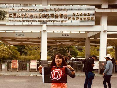 Jenny Liu, Xishuangbanna, Yunnan, China