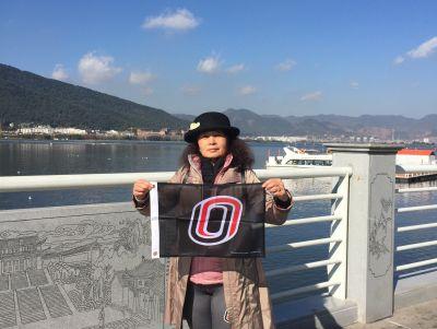 Jenny Liu, Kunming, Yunnan, China