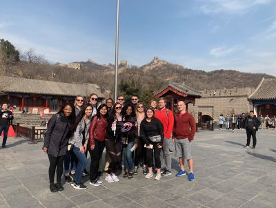 Kiley Phelps, Great Wall of Badaling, Yanqing, China
