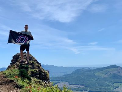 Stephen Driscoll, Saddle Mountain, Oregon, USA