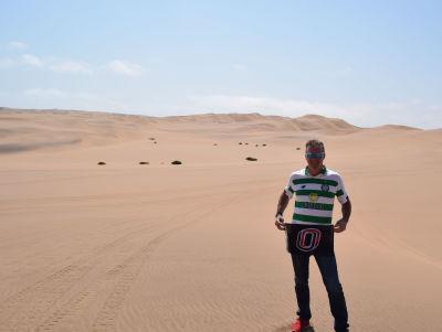 Richard McGregor, Swakopmund, Namibia