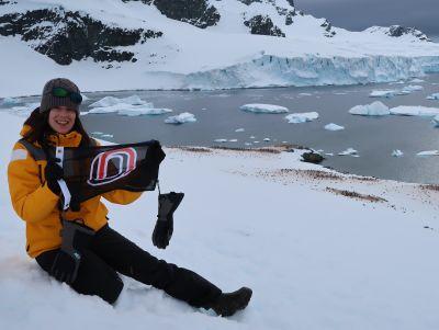 Madeline Sullivan, Antarctica