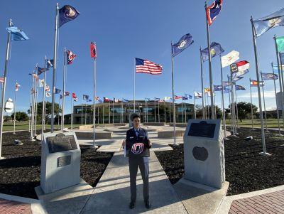 Jessica Fabianiak, Lackland Air Force Base, San Antonio, TX, USA