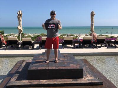 Matt Mick, Isla Mujeres, Quintana Roo, Mexico
