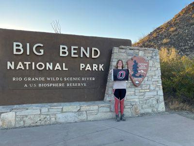 Karen Hardy, Big Bend National Park, TX, USA