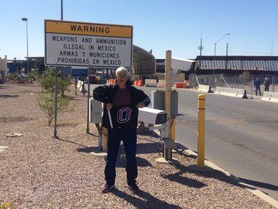 John Morrison, AZ-195, San Luis, AZ, USA