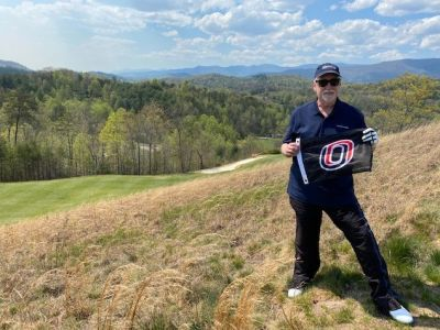 Terry Forman, Sequoyah National Golf Club, Cahons Rd, Whittier, North Carolina, USA